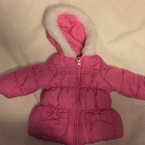 Other - Baby girl 9 month winter coat